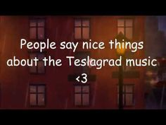 People say nice things about the Teslagrad music!