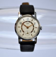 Vintage Soviet mechanical wristwatch ZIM. ($20-50) - Svpply