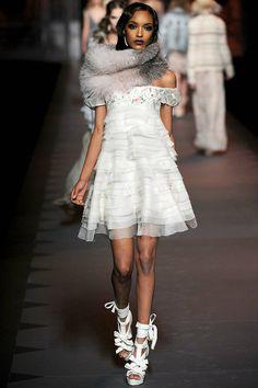 Fashion Show: Christian Dior F/W 2011/2012 Paris Fashion Week