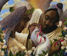 Angels of Love by John Holyfield