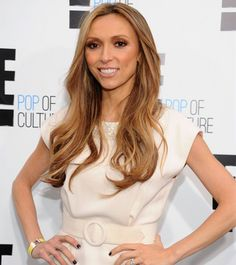 Giuliana Rancic Dishes Out Her Best Beauty Tips   - Beauty Trends and News - DailyMakeover.com