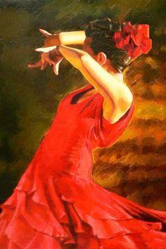 Wed night 530 flamenco at kc ballet school