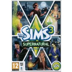 The Sims 3 Supernatural Limited Edition. I will admit it, I love Sims 3 and I am seriously looking forward to this coming out! The Sims, Sims 3, Zombies, Box Software, Riot Points, Plant Zombie, Electronic Arts, Mac Games, Mac Download
