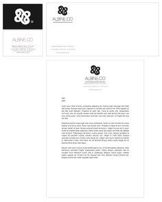 Visual identity PR Agency Identité visuelle Agence RP /Design laureandrieux.com
