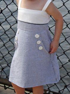 Dress Up Monday: Mod Sailor