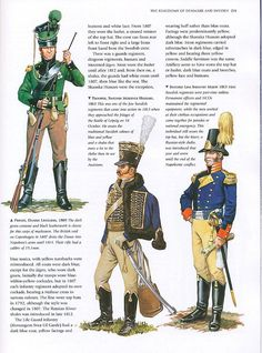 Napoleonic Military Paintings/Sketches/Uniform Plates - page 4 - Historical Discussion - Flying Squirrel Entertainment Army Uniform, Military Uniforms, Swedish Army, Flying Squirrel, Military Insignia, Blue Coats, Napoleonic Wars, Battle Of Waterloo, Military History