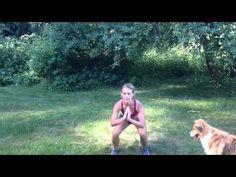 Back to basics summer workout - YouTube