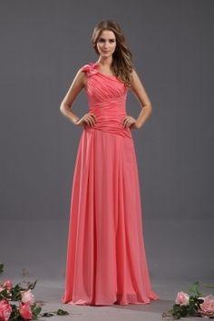 Coral Dress For Wedding Design