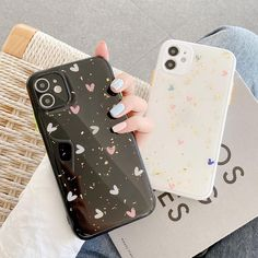Cute Cases, Cute Phone Cases, Iphone Phone Cases, Phone Cover, Iphone 11, Glitter Phone Cases, Jelly Case, All Iphones, Pretty Iphone Cases