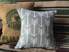 A personal favorite from my Etsy shop https://www.etsy.com/listing/206641718/tribal-pillows-aztec-boho-arrows-accent