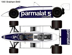 1980 Brabham Bt49 formula 1 Sport Cars, Race Cars, Blueprint Drawing, Car Prints, Ground Effects, Formula 1 Car, Car Drawings, Line Drawing, Grand Prix