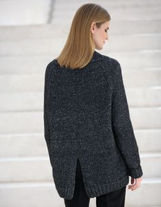 Tijdschrift Dames Concept 1 Herfst / Winter | 13: Dames Jas | Zwart