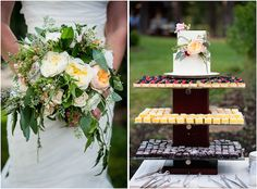 Martis Camp Wedding from One Fine Day Events
