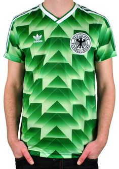 c48294e28 adidas Originals Retro Germany Away 1990 Soccer Goalie