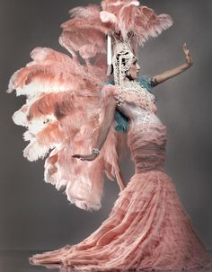 I loved these shoot! Actress Rossy De Palma for Schön Magazine #12. Photgraphed by Álvaro Villarubia.