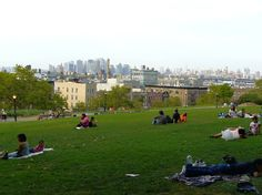 Sunset Park Brooklyn... one of my old stomping grounds..