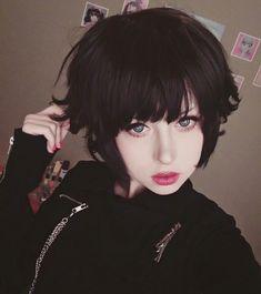 OMG THIS LOOKS LIKE MY HAIR!~