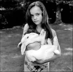 Christina Ricci by Mary Ellen Mark