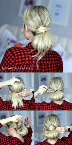 quick-hairstyle-tutorials-for-office-women-12