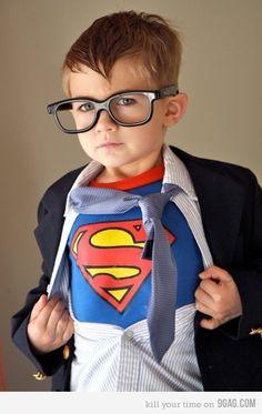 Supermand har fødselsdag og det har han jo, og det er i dag... #børnefødselsdag #udklædning #inspiration