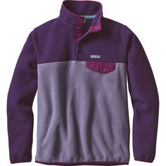 Patagonia - Synchilla Lightweight Snap-T Fleece Pullover - Women's - Lupine