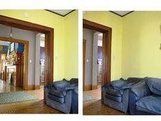 TV Room Looking into hallway