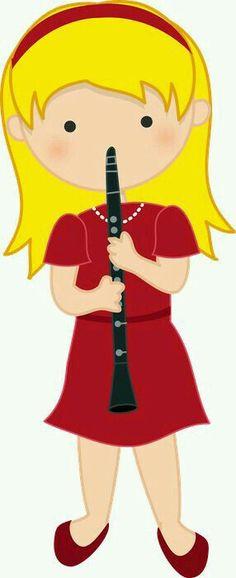 Minus niña tocando (musical)