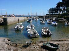 Piriac-sur-Mer - Séjour touristique en France Site Classé, Saint Nazaire, Western Coast, France, North West, Brittany, Boats, Dreams, Luxury