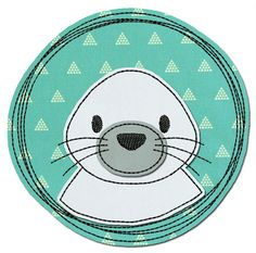 ★Robbe★ Doodle-Button 10x10