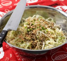 this is a great, easy, tasty salad that lavishes tables all over Oz
