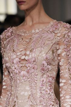 Temperley London Spring 2014 * Details