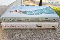 AVN Book Club: Double Feature: What Would Grace Do?/What Would Audrey Do?