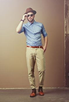 GoodPeople SS '13: 'Riviera Dandies Never Grow Up' #men #fashion #spring #summer #2013