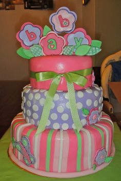 baby shower cakes for girls | Thank you, and we hope you like the pics.
