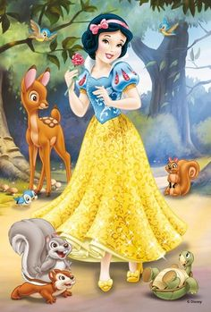 Snow White - Disney Princess Photo (34241665) - Fanpop