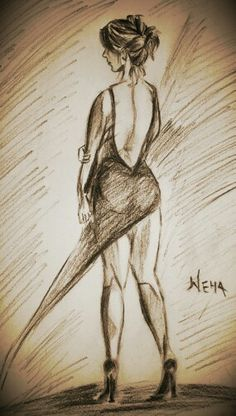 A sketch a day keeps d dullness away :) :)
