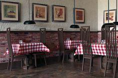 I <3 this Italian restaurant diorama!