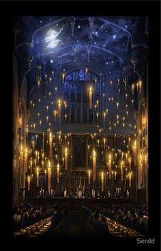 Hogwarts - School where everyone wishes to go