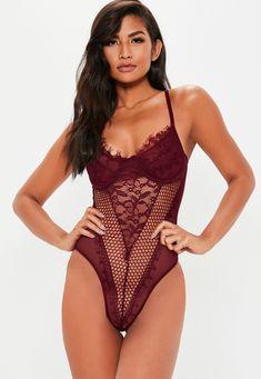 7 Best Burgundy bodysuit outfit images  1cd7e0e56