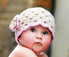 Every little girl needs the perfect bonnet!