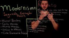Aula 55 MODERNISMO no Brasil parte 7 Segunda Geração Cecília Meireles