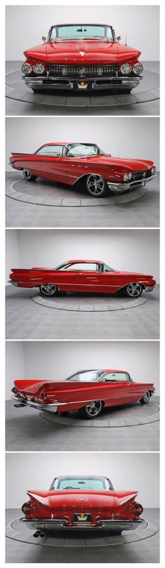 1960 Buick Lesabre x 5...Re-pin Brought to you by #houseofInsurance Eugene, Or.