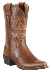 Ariat® Heritage™ Youth Vintage Cedar Snip Toe Western Boots | Cavender's