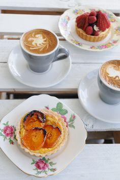 Little and Friday cafe in Newmarket. Aucklands best kept secret x