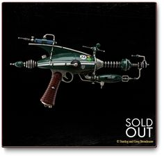 Dr. Grordbort's Ray Gun