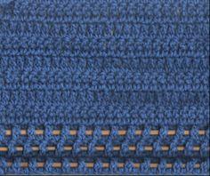 2000 pontos  crochet com barbante e bambu