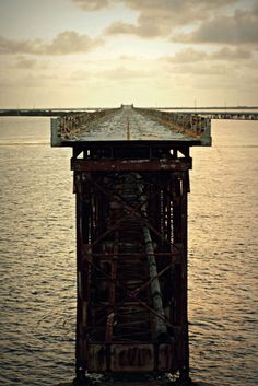 End of the road. Florida Keys. Photography