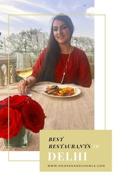 In this post, I have enlisted my favourite restaurants in Delhi. Are these restaurants and eateries, your favourites too? Delhi Restaurants, Hot Chocolate Fudge, Savory Rice, Authentic Chinese Recipes, Tamarind Chutney, American Diner, Best Sushi, Chaat Masala, Indian Street Food