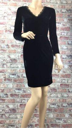 Ierne Zamatové Krátke Aty Dresses With Sleeves, Long Sleeve, Black, Fashion, Moda, Sleeve Dresses, Long Dress Patterns, Black People, Fashion Styles