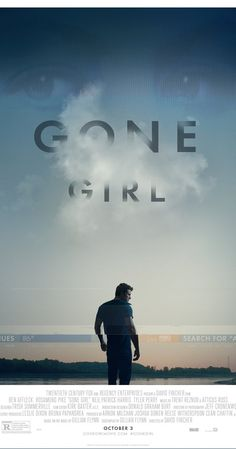Directed by David Fincher.  With Ben Affleck, Rosamund Pike, Neil Patrick Harris, Tyler Perry. With his wife's disappearance having become the focus of an intense media circus, a man sees the spotlight turned on him when it's suspected that he may not be innocent.